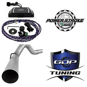 "GDP TUNING 2011-2019 FORD POWERSTROKE 6.7L DP DEF EGR 5"" EXHAUST SOTF COMP KIT"