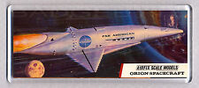 Orion spacecraft kit box art large aimant de réfrigérateur-classic kit souvenirs!