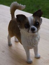 Chihuahua ornament , chihuahua figurine , Leonardo dog ornament