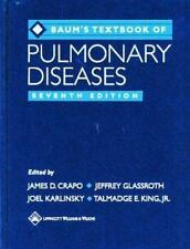 Baum's Textbook of Pulmonary Diseases (Textbook of Pulmonary Disease-(Baum))