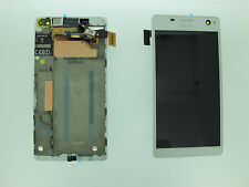 Sony Xperia C4 Lcd Screen Display Digitizer Touch Original Genuine COMPLETE UK