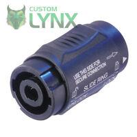Neutrik NL4MMX Speakon Coupler Speaker Joiner - Join Two Loud Speaker Cables PRO