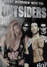 Outsiders Scott Hall & Kevin Nash Shoot Interview Wrestling DVD, WWF WCW NWO WWE