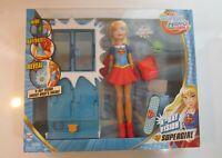 MATTEL DC Super Hero Girl Supergirl Locker Accessory & Doll