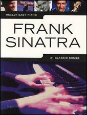 Really Easy Piano Frank Sinatra Sheet Music Book 21 Classic Songs