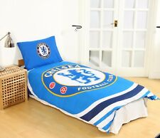 New CHELSEA F.C. Football Club Official Single Duvet Quilt Cover Set Boys Kids