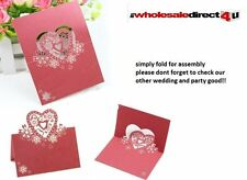 Card Wedding Announcements with Less than 10 Items