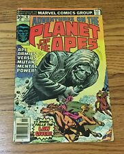 Adventures On The Planet of the Apes Comic Book #10 Marvel Comics 1976 Very Fine