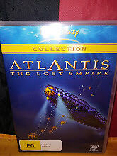 Atlantis - The Lost Empire  (Single Disc Version) (DVD, 2006)