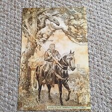 Signed By Gary Gianni A Knight Of The Seven Kingdoms George R R Martin Art PRINT