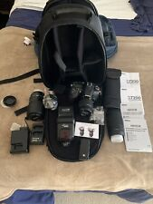 New ListingNikon D7200 24.2 Mp Digital Slr Camera - With Accessories