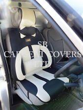 TO FIT A VW TRANSPORTER T4 VAN, 2000, SEAT COVERS, BO 4 ROSSINI MESH BEIGE/BLK