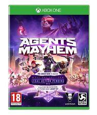 Agents of Chaos: Day One Edition (Xbox One) une action juridique en attente DLC Jeu Vidéo