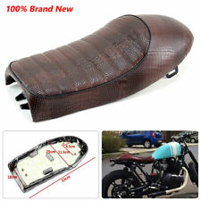 Fit For Honda CB CL Series Motorcycle Soft Sponge Seat Racing Bike Hump Cushion