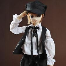 [Dollmore] 1/4 BJD Clothes Set MSD - Oliver Boy Set (Black)