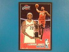 2009-10 Panini NBA Basketball n.381 Lebron James Cleveland Cavaliers