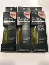 SALE  SALE 3x Ardell Brow Shaping Kit Apple Pear Cold Wax New