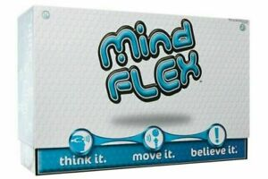 "MINDFLEX Telekinesis Game ""Think it, Move it, BELIEVE IT"" by Mattel New Sealed"
