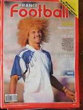 France Foot N°2319 (18/9/1990) Montpellier - Le Kaiser - Les Anglais - Bordeaux