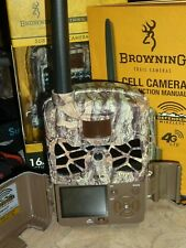 BRAND NEW BROWNING DEFENDER WIRELESS CELLULAR TRAIL CAMERA AWESOME