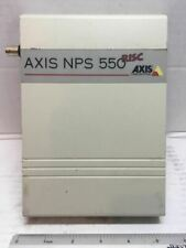 Axis Print Server Nps 550 Risc
