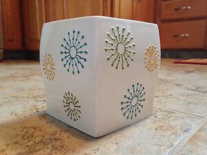 Julia White Tissue Box - NWOB
