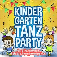 KINDERGARTEN TANZPARTY  CD NEW