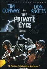 The Private Eyes [New DVD] Full Frame