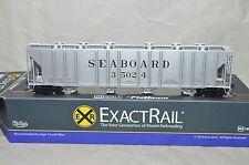 HO scale ExactRail Seaboard Air Line RR Magor 4948 Big John covered hopper car
