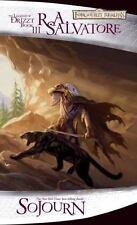 Legend of Drizzt #3 / Dark Elf Trilogy #3: Sojourn by R. A. Salvatore (MM PB)