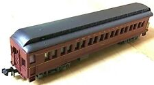 N Bachmann Plus Pennsylvania RR 65' Passenger Coach #7507 Lighted LNIB
