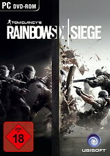 Rainbow Six Siege Uplay Account alle Operator