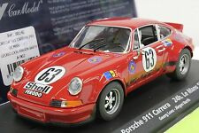 FLY A902 PORSCHE 911 CARRERA 24H LEMANS 1973 *USED* 1/32 IN DISPLAY CASE
