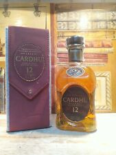 Whisky cardhu 12 years old 70cl 40% IMP.diageo Con Box