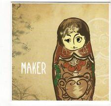 (EZ601) Maker, Shadows - CD