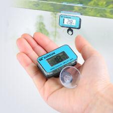 Aquarium sunsun Digital LCD Waterproof Fish  Temperature Thermometer Meter r