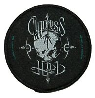 Authentic CYPRESS HILL Pothead Embroidered Sew Glue Iron On Patch NEW