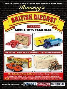 Ramsay's British Diecast Model Toys Catalogue, Wilson, Rick,  Paperback
