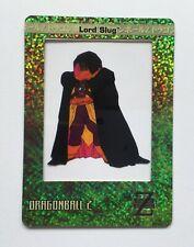 2002 Artbox Dragonball Z DBZ Filmcardz - Ultra Rare UR1 - Lord Slug