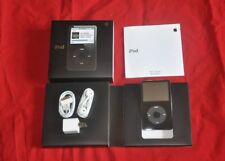 🔥Apple iPod Classic Video 80GB 5 5.5th Generation MP3/MP4 Black - Retail Box🔥