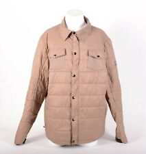 2019 MENS 686 GLCR INSULATED JACKET $150 XL Khaki USED Smarty 3 in 1 Compatible