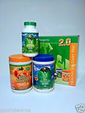 Healthy Body Start Pak 2.0 Organic Dr Wallach Youngevity Dead Doctors Don't Lie
