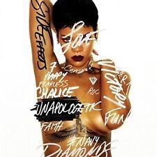 Rihanna Unapologetic CD