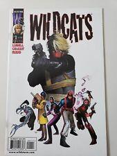 WILDCATS Vol 2 #1-7 (1998) WILDSTORM COMICS INCREDIBLE TRAVIS CHAREST ART! BONUS