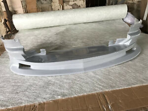 for datsun Fairlady S130 280zx JDM front lower air dam lip Spoiler 280z chin 130