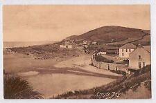 B9612cgt UK Croyde Bay Friths vintage postcard
