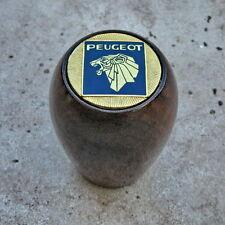 Pommeau Vitesse Bois Complet pour Peugeot 504 CC 204 304 404 505 305 Etc...