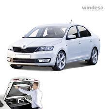 Sonniboy Sonnenschutz Komplett-Set für Skoda Rapid/ Seat Toledo 4-door 2012-