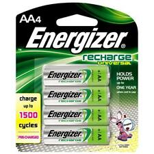 Energizer Pre-Charged Rechargeable AA Battery 4 Pack UNH15BP-4