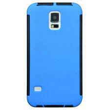 Oberschalen und Designfolien für Galaxy S5 in Blau